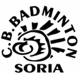 Logo Club Badminton Soria